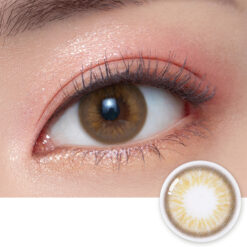 Olens French Gold 3Con 1 day hazel
